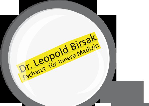 Dr. Leopold Birsak